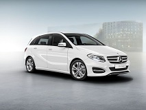 Mercedes Bclass 1.8 diesel manual